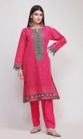 Embroidered Jacquard Shirt 3.0m Shalwar 2.5m
