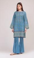 Printed Lawn Shirt 3.0m Shalwar 2.5m