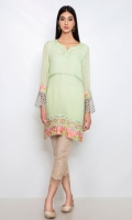 CHIFFON-READY TO WEAR SHIRT