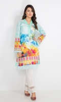 DIGITAL PRINT LAWN – READY TO WEAR SHIRT ONLY