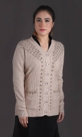Textured Woollen Free Size Sweater