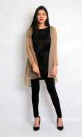 CHIFFON STYLIZED SHORT SHIRT AND NECK WITH LINING FULL LENGTH STYLIZED SLEEVES HEIM