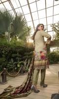 Digital Shirt Front 1.25 Mtr Emb Shirt BACK + Sleeves 1.75 Mtr Palachi Dupatta 2.5 Mtr Trouser 2.5 Mtr