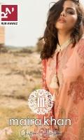Shirt: - Embroidered Chiffon Dupatta: - Embroidered Chiffon Trouser: - Dyed Silk Lining: - Silk
