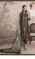 100% Pure Hand Woven Silk Net shirt Pure Chinese silk dupatta Cotton satin trouser Lawn undershirt Neckline tassels 1 piece Sleeves hand embellished patti Ghera handwork patti