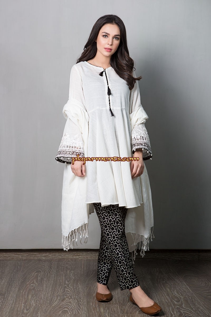 Mariab Casual Pret Collection 2018 | Pakistani Clothes ...
