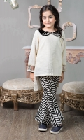 1 Piece Silk A-line Tunic with Short Front and Long Back Flared Sleeves Diamante Embellished Collar