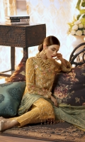 Embroidered Chiffon Front Back, Sleeves  Massori Dupatta Jaquard Trouser & Accessories