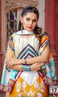 02 pcs unstitched digital printed Lawn suit Digital Printed Lawn Shirt Digital Printed Bamber Chiffon / Lawn Dupatta