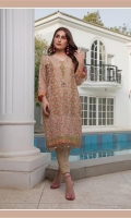 Embroidered Fancy Kurti
