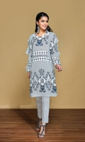 Printed Lawn Shirt: 3.5 Mtr Printed Cambric Trouser: 2.5 Mtr