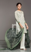 - Fabric: Lawn, Viscose Krinckle Chiffon & Cambric