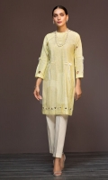 Linen Stitched Formal Shirt – 1PC