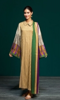 - Printed Linen Shirt: 3.5 Mtr  - Printed Linen Dupatta: 2.5 Mtr  - Dyed Linen Trouser: 2.5 Mtr