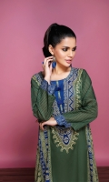 -Digital Printed Super Fine Lawn Shirt: 3 Mtr  -Dyed Cambric Trouser: 2.5 Mtr