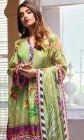 Embroidered Karandi Unstitched 3 Piece Suit
