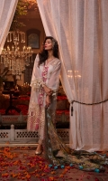 Organza Embroidered Shirt Front Embroidered border Raw Silk Trouser Sleeve Embroidered Patch Trouser Patch Digital Printed Silk Dupatta.