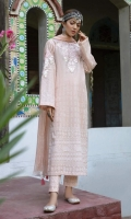 Embroidered Pret Jacquard Suit
