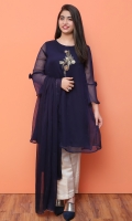( Navy Blue 3 PC Suit )