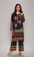1 Piece       Front: 1.25 Mtr Digital Lawn Print Embroidery  Back:  1.25 Mtr Digital Lawn Print  Sleeves: 0.65 Mtr Digital Print