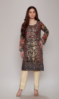 1 Piece  Front: 1.25 Mtr Digital Lawn Print  Back: 1.25 Mtr Digital Lawn Print  Sleeves: 0.65 Mtr Digital Print Emb