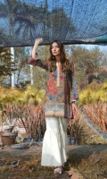 2 Piece  Front:   1.25 Mtr Digital Lawn Print  Back:    1.25 Mtr Digital Lawn Print  Sleeves:    0.65 Mtr Digital Print  Trouser:    2.5 Mtr Dyed Plain