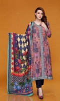 • Piece: 2Pcs  • Shirt: 2.75 Mtr Digital Lawn Print  • Dupatta: 2.5 Mtr Digital Lawn Print