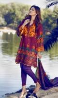 3 Piece 2.5 mtr Ayodhya Karandi Front+Back 0.65 mtr Sleeves 2.5 mtr Wool Shawl 2.5 mtr Dyed Plain Trouser