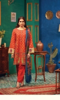 Embroidered Khaddar Front  Embroidered Khaddar sleeves  Printed Khaddar back  100% Pure Wool Shawl  Dyed Khaddar Trouser