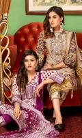 Embroidered Lawn Shirts  Printed Chiffon Dupatta  Chiken Trouser