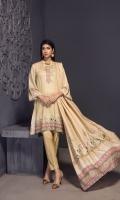 Shirt Luxury Digitally printed finest karanadi Dupatta Digitally printed finest karandi Trouser High Quality Premium Dyed