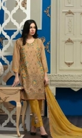 COTTON HEAVY EMBROIDERY SHIRT  EMBROIDERY SHEFOON DUP  EMBROIDERY BUNCH TROUSER