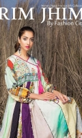 Embroidered Viscose Shirt Digital Print Chiffon Dupatta . Dyed Botton