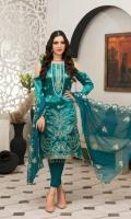 Three Piece Cotton Silk Jacquard Suit