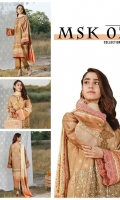 Printed Embroidered Cotail Linen, Slub Linen and Khaddar Shirt Digital Printed Shawl Dupatta Dyed Trouser