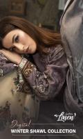 Shirt : Digital Printed Linen Shirt with Embroidered Front. Dupatta : Digital Printed Shawl Dupatta. Trouser : Plain Linen.