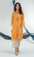 From am to pm this fully embroidered shirt with cutwork and lace detailing meets all standards