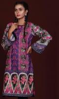 printed unstitched kurti
