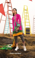 Printed Cotton Shirt Printed Fine Voile Dupatta Printed Cotton Trouser