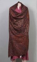Kashmiri Pashmina Wool Veving Shawl