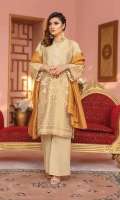 3 Piece Dress Lawn Broshia Banarsi