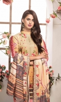 Embroidered Khaddar Shirt Embroidered Wool Shawl Dyed Trouser