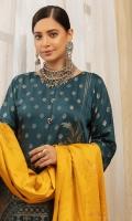 Brosha Viscose Shirt Brosha Viscose Duppata Dyed Trouser