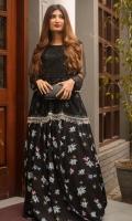 Fancy Pret Georgette Skirt