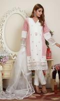 Luxury Pret 3 Piece Raw Silk Suit