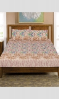 Double Bedsheet 1 Flat Sheet 2 Pillow T-144 PC ( 50% Polyester & 50% Cotton) Single Bedsheet 1 Flat Sheet 1 Pillow