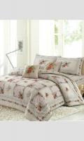 T-144 100% Cotton. 1 Comforter 90x96.