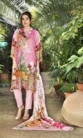 3 Meter Shirt 2.5 Meter Trouser 2.5 Meter Dupatta Shirt: Twill Linen (100% Viscose Fabric) Trouser: Linen (100% Viscose Fabric) Dupatta: Twill Linen (100% Viscose Fabric)