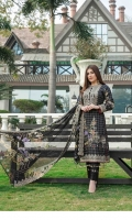- Weaving Zari Check Digital Print Lawn Shirts designs   - Digital Print Bamber Chiffon Dupatta along with Cut Work  - Plain dyed shalwar