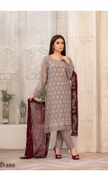 - Embroidered Semi-Stitched Swiss Lawn Designs  - Exclusive Fancy Dupattas  - Plain Dyed Shalwar